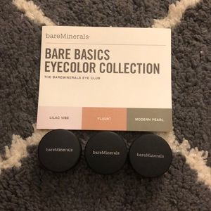 BareMinerals Bare Basics Eyecolor Collection